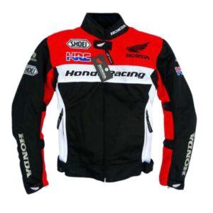 Áo giáp bảo hộ Honda Racing HRC