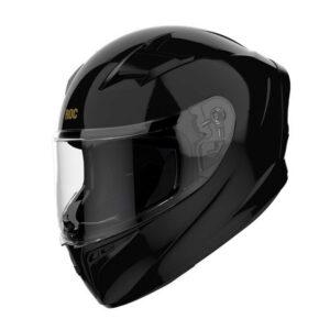 Mũ Fullface ROC R01 Đen Bóng