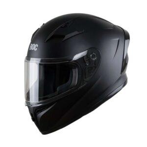 Mũ Fullface ROC R01 Đen Nhám